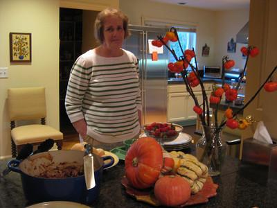 2011/09/23-3 - Dinner
