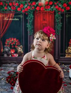 Scarlett Valentine 2021