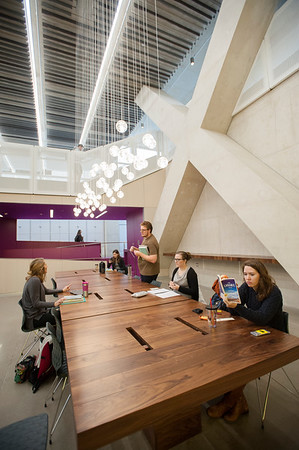 Voxman Music Building, Jill Tobin