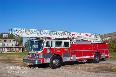 Salem County Fire Apparatus