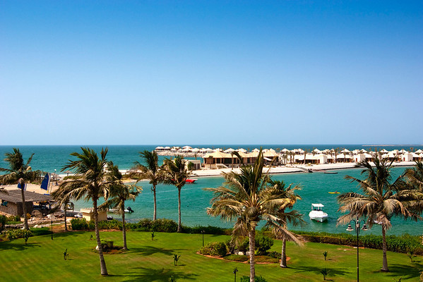 Four Days at Al Hamra Fort (80 Photographs)