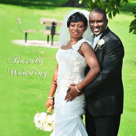 Lady B Wedding Album