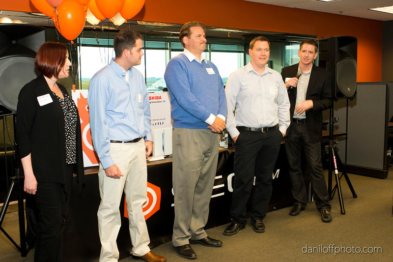SEO.com Ribbon Cutting Ceremony - Sandy Area Chamber of Commerce