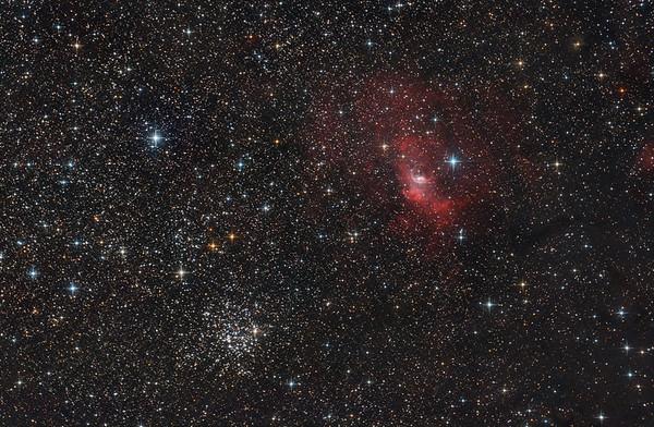 M52 en Bubble