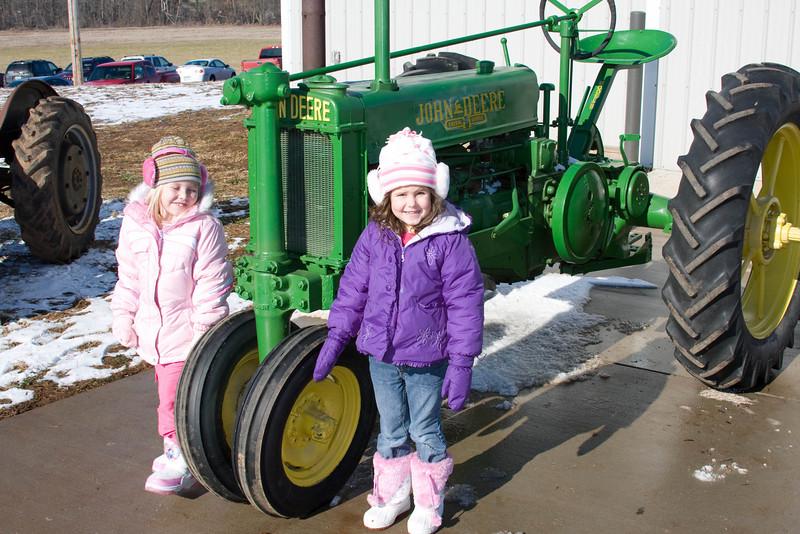 Callie & Alexis @ farm