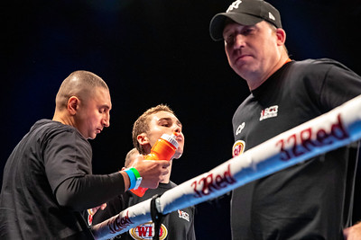 Connor Parker vs Sam Maxwell - WBO European Super-Lightweight Title - 30th Nov 2019