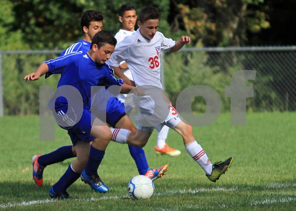 Lenape Valley vs Kittatinny JV Soccer