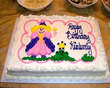 Kimberly's 1st Birthday Party