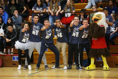 RCS Boys' Varsity Basketball - Homecoming 2016