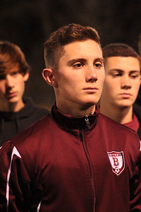 Varsity Boys Soccer vs Wethersfield - 11/18/2015 - Class L Semi Finals