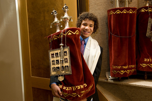 Sam's Bar Mitzvah