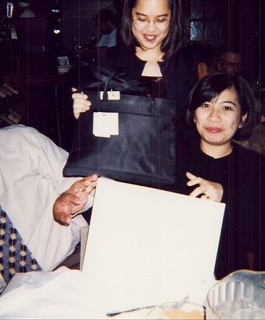 CD-Com Christmas Party 1998