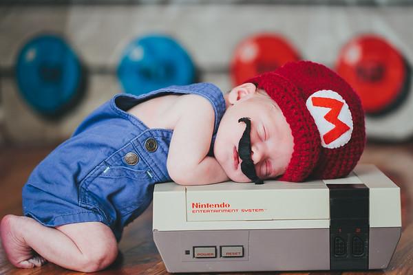 NEWBORN 2014  |  Mario