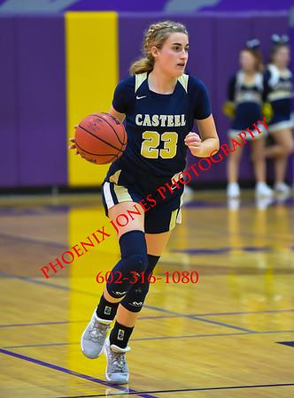 2-20-2020 - Sunrise Mountain vs Castell - AIA 5A Girls Basketball Quarterfinal