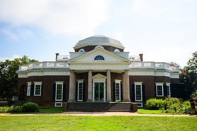 2019-08-03 Monticello - UVA - Richmond