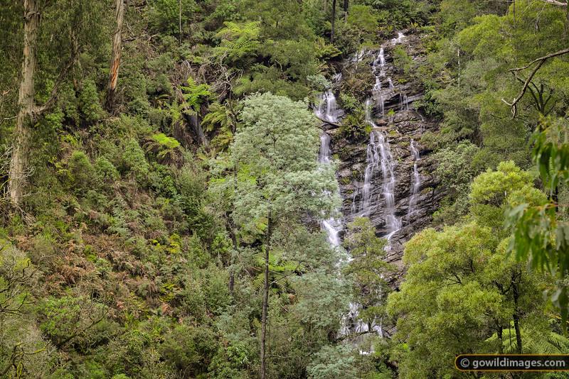 Wombelano falls