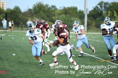 09-02-2016 Paint Branch HS vs Walt Whitman HS Varsity Football , Photos by Jeffrey Vogt Photography with James McCrae