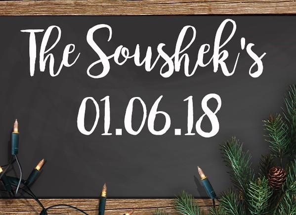 The Soushek's 1/6/18