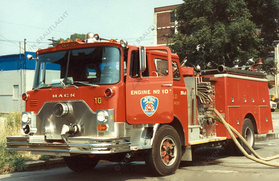 Engine Companies of the Buffalo Fire Department