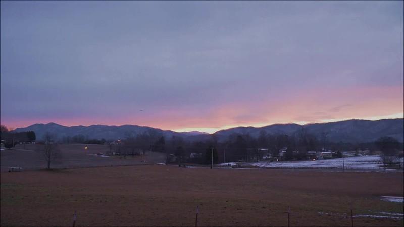 time lapse sunrise2.wmv