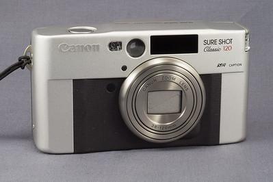 Canon SureShot Classic 120, 1999