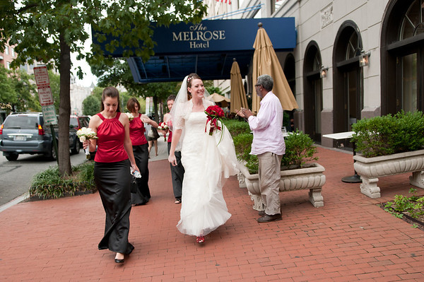 Angela and Patrick - Washington D.C. Wedding