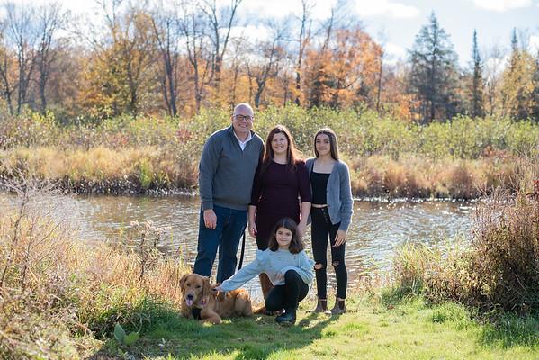 Spence Family 2020