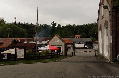 Eggenberg brewery tour, Český Krumlov