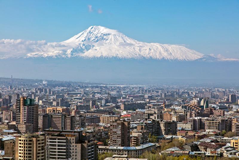 Yerevan - Armenia's Capital City