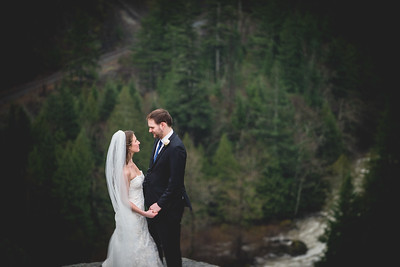 Lauren & Brayden Wedding - Feb 7th - Whistler