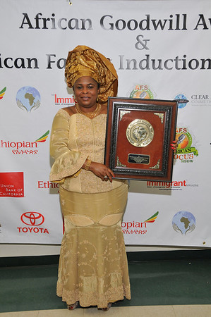 2009 AFRICAN GOODWILL AWARDS FOTOS part II