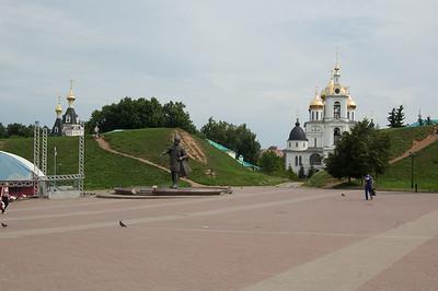 2018-07-27, Trip to Dmitrov with Shoshnikovs