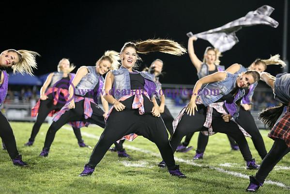 2014 09 26 RHS DANCE COMPANY HALFTIME ROUTINE