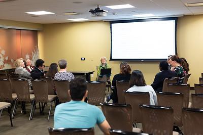 Dr. Karen Seashore Louis Guest Lecture