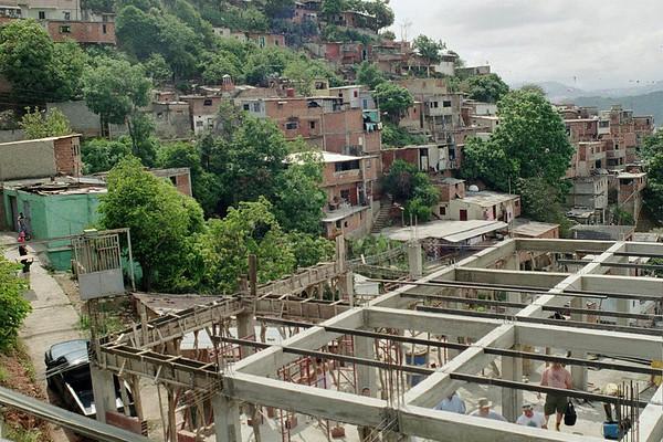 Caracus Venezuela 2004