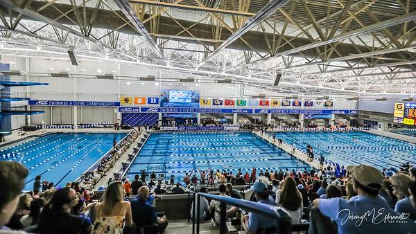 FSU Men's Swimming - 02-24-2018