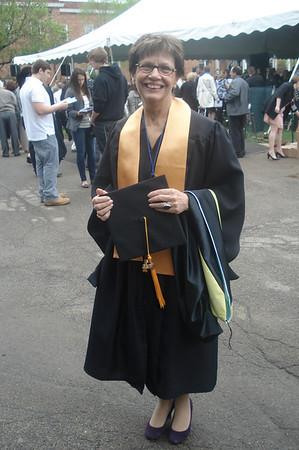 LIU Post Graduation 2012