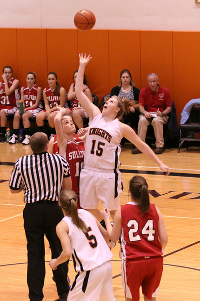 2010-2011 Towanda Girls Var Basketball