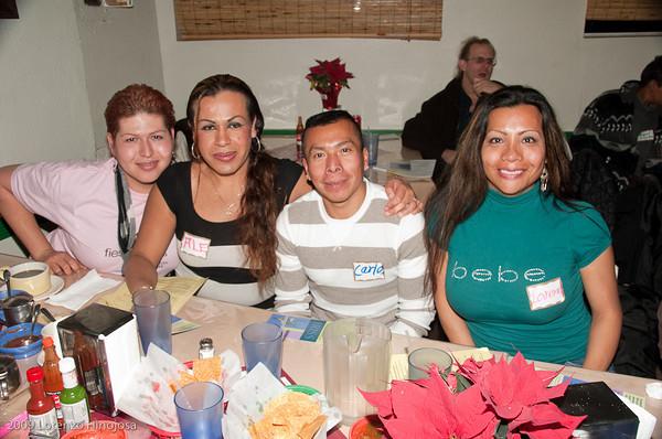 SalvaSIDA Dinner 2009