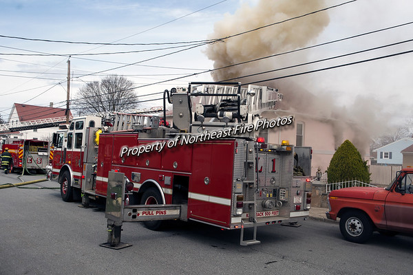 East Providence- 2nd Alarm, Sutton Ave- 4/13/17