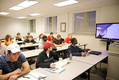 Hamrick 117 Smart Classroom