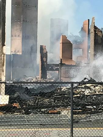 Waltham fire 2017