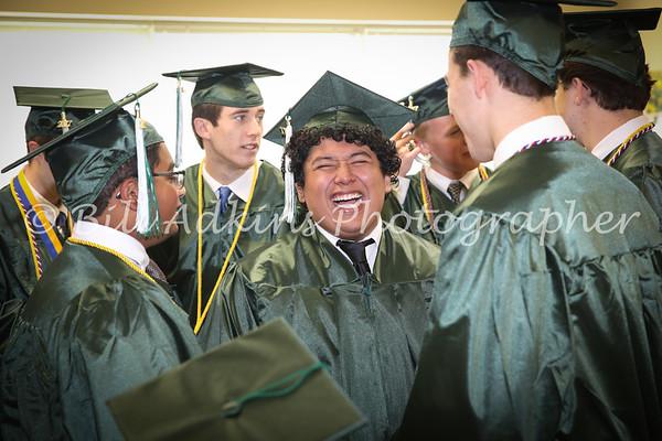 2017 St. John's Catholic Prep Graduation