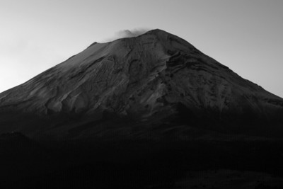 Mexico Volcanoes - Nov 2010