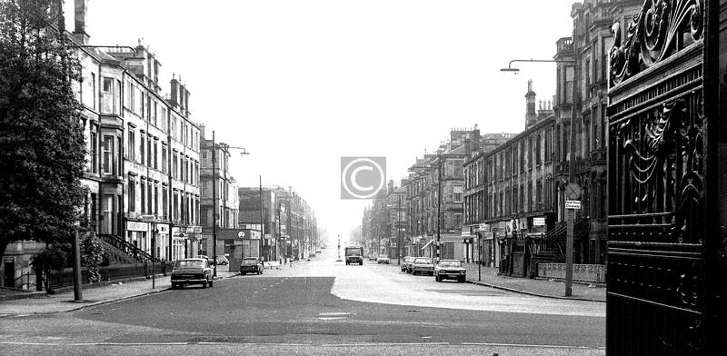 Victoria Road.  June 1977