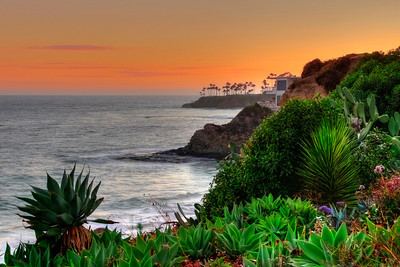 Sunset Laguna Beach