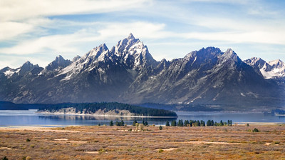 Grand Teton &  Yellowstone Parks