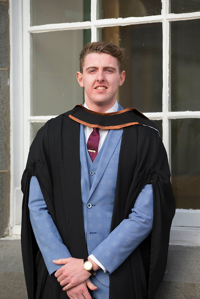 01/11/2017. Waterford Institute of Technology Conferring is Thomas Kenny. Picture: Patrick Browne