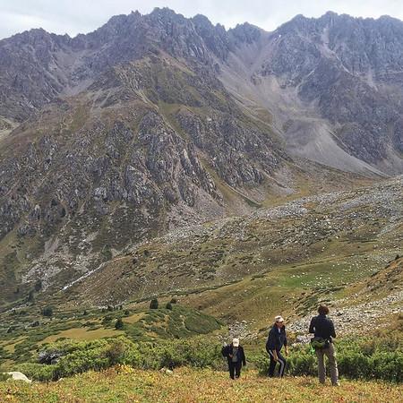 Jyrgalan Trek, Kyrgyzstan