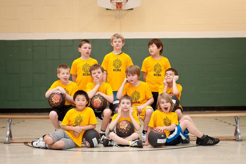 Lions Basketball